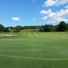 A view of  a hole at Pheasant Ridge Golf Club