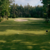 A view from a tee at Souhegan Woods Golf Club