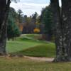 A fall view from Rochester Country Club