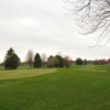 A view of hole #10 at Hominy Hill Golf Course
