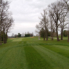 A view from the 18th tee at Hominy Hill Golf Course