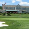 A view of a green at Copper Hill Country Club