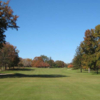 A view of fairway #4 at Springdale Golf Club.