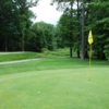 A view of a hole at Peddie School Golf Course