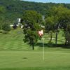 A sunny day view of a hole at Stanton Ridge Golf & Country Club