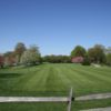 A view from a tee at Sunken Meadow State Park Golf Course
