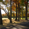 A fall view from Huntington Country Club