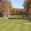 A view of hole #7 at Country Club of Darien