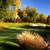A fall view from Woodway Country Club