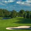 A view of a fairway at Silvermine Golf Club