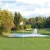 A view of a green at Ridgemont Country Club
