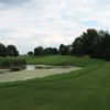 A view from the 2nd tee at Executive South Family Golf Center