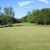 A view of hole #4 at Blue Heron Hills Golf Club