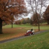A fall view from Stafford Country Club