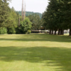 A view from a fairway at Hidden Valley Golf Course