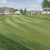 A view of a fairway at Wildwood Golf Club
