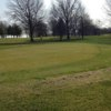 A view of green #9 at Godwin's Village Green