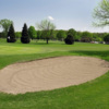 A view of the 3rd hole at Huron Hills Golf Course