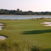 A view of fairway #9 at Oak Point from Kiawah Island Resort