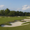 A view of fairway #5 at Ralston Creek Course from Daniel Island Club