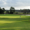 A view of a hole at Snee Farm Country Club