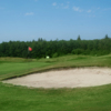 A view of a hole at Myrtle Point Golf Club