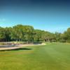 A view from a fairway at Bulls Bay Golf Club