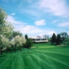 A view from a fairway at Minnehaha Country Club