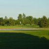 A view of the 9th hole at River Ridge Golf Club