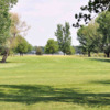 A view from the 3rd fairway at Lenkota Country Club