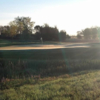 A sunny day view from Hiawatha Golf Club