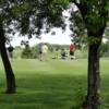 A view from Lakes Golf Course