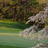 A spring view from West at Gull Lake View Golf Club and Resort