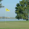 A view of a green at McCook Country Club (GolfDigest)