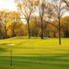 A view of a hole at Chickasaw Country Club