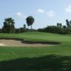 A view of a green at Corpus Christi Country Club