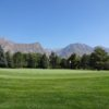 A view of a green at Riverside Country Club
