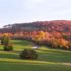 A fall view from Swannanoa Country Club