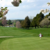 A spring view from Woodberry Forest Golf Course
