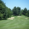 A view of the 8th fairway at Redbud from Roanoke Country Club