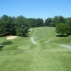 A view from tee #4 at Crabapple from Roanoke Country Club