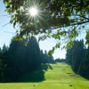 A view from a tee at Seattle Golf Club