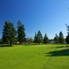 A view from the 7th fairway at Walter E. Hall Memorial Golf Course