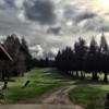 A view of a fairway at Snohomish Golf Course