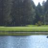 A view of the 7th green at Useless Bay Golf & Country Club