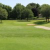 A view from a fairway at Reid Golf Course