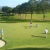 A view of a green at Club Campestre Cuscatlan (Rodsol)