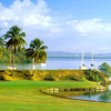 A view from Empress Josephine Golf Course at Martinique Golf & Country Club (Travelermediagroup)