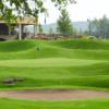 A view of a hole at Trappers Turn Golf Club