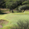 A view of a green at Guachipas Golf